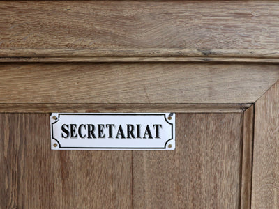 French Secretariat Desk