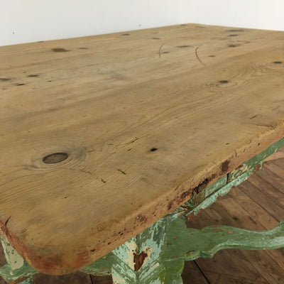 ANTIQUE FRENCH ALSACIENNE TABLE