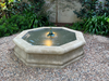 Cannes Octagonal Fountain