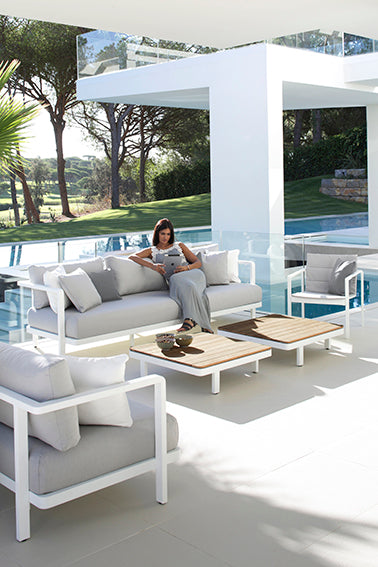 Alura Three Seater Lounge