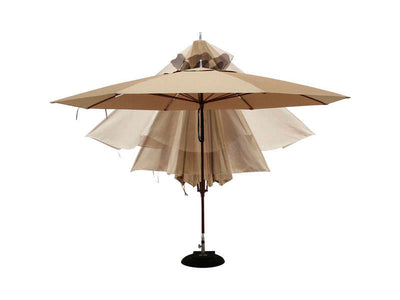 Ocean Master Auto-Scope Umbrella by Tuuci