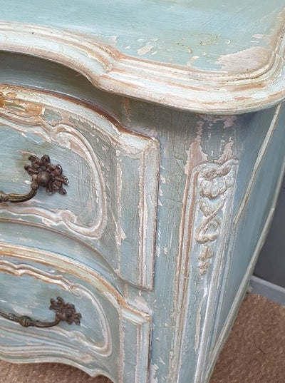 18th Century French Country Celeste Commode