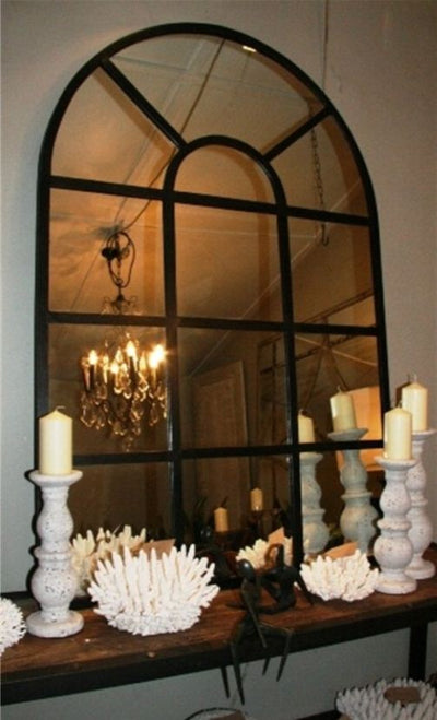 Conservatory Style Mirror