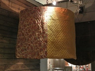French Fabric Light