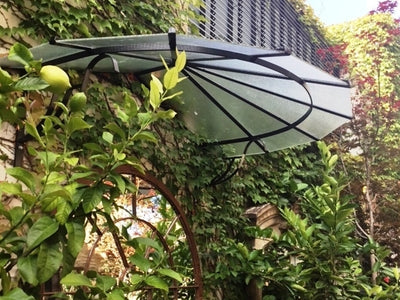 French Wrought Iron Awnings