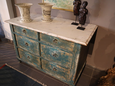 Scandinavian Pine Commode