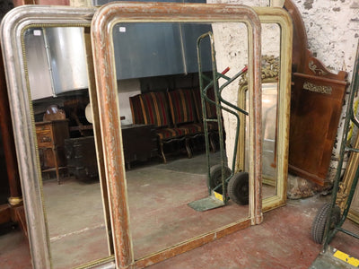 French Salon Mirror