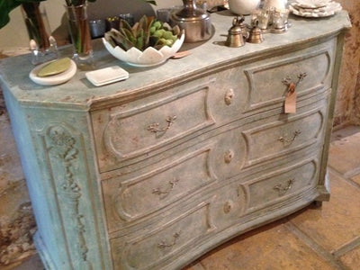 Gabrielle Provence 3 Drawer Commode