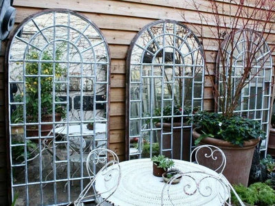 19th Century Orangerie Mirrors