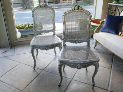French 1920s Chairs