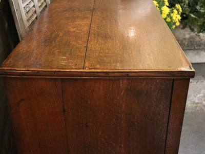 COLONIAL AUSTRALIAN CHEST OF DRAWERS