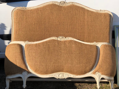 French Louis XV Style Bed