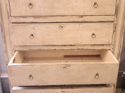 French Bolted Pine Tallboy