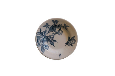 French Porcelain Plates