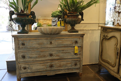 ANTIQUE LOUIS XVI Commode SOLD