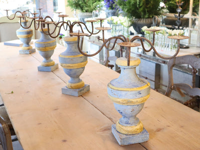 18th Century Provence Candelabra collection