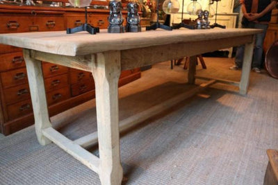 French Oak Dining Table