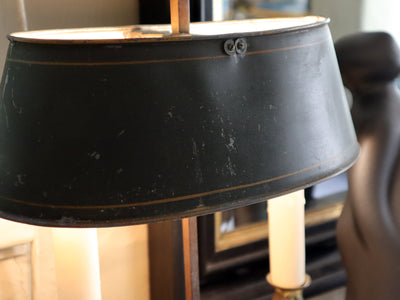 French Directoire Style desk lamp