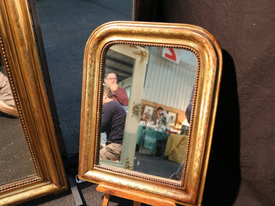 Small French Salon Mirror