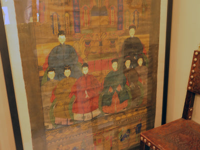 Chinese Family Artwork