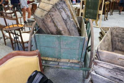 French 18th Century Cart