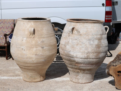 Greek Olive Jars