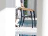 Jive Outdoor Dining Armchair by Royal Botania