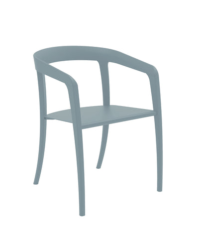 Jive Aluminium Dining Chair