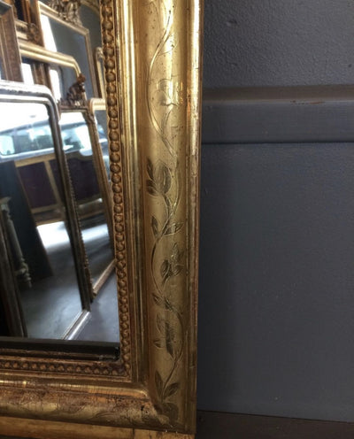Louis Phillipe Salon Mirror