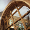 19th Century Oak Window Frame