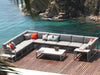 Ninix Outdoor Lounge by Royal Botania