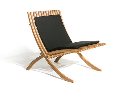 Nozib lounge chair by Skargaarden
