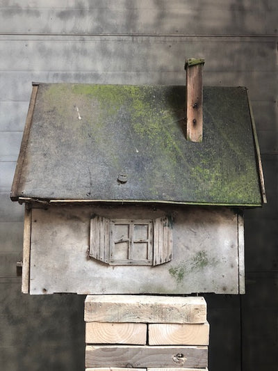 ANTIQUE BIRDHOUSE