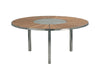 O-zon Dining Tables by Royal Botania