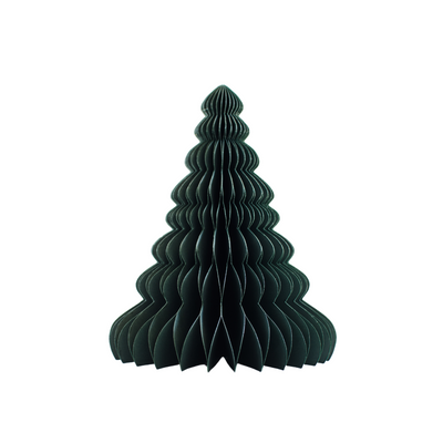 Forest Green Standing Christmas Tree