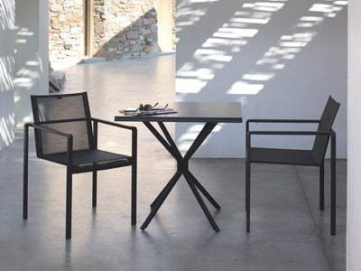 Traverse Folding 'Bistro' Table by Royal Botania