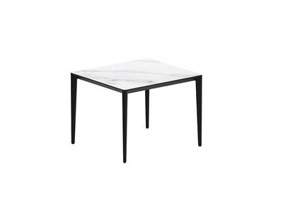 U-nite outdoor dining table by Royal Botania