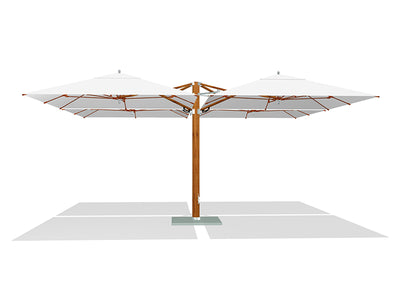 Shade-Pod Umbrella by Tuuci