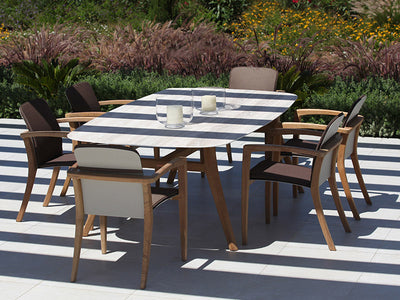 Zidiz Dining Tables by Royal Botania