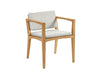 Zenhit dining chair by Royal Botania