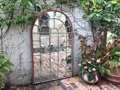 French Conservatory Mirror