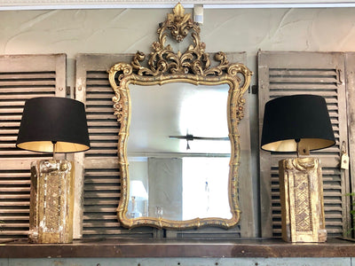 Spanish Baroque Mirror