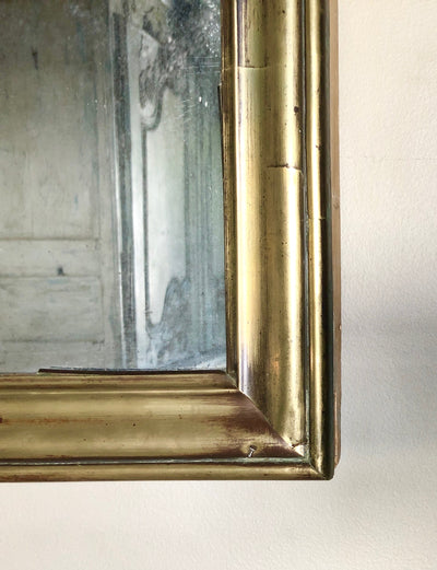 Brass Miroir de Bar
