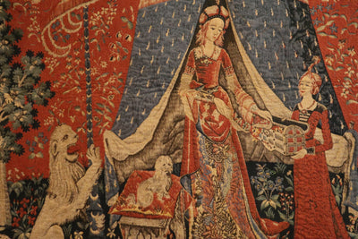 Lady and the Unicorn Tapestry
