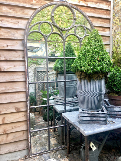 Mirrored Gothic Orangerie Panels