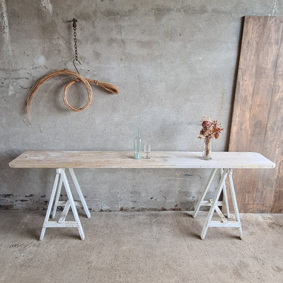 Wooden Laundry Table