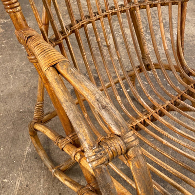 RATTAN CANE CHAIRS