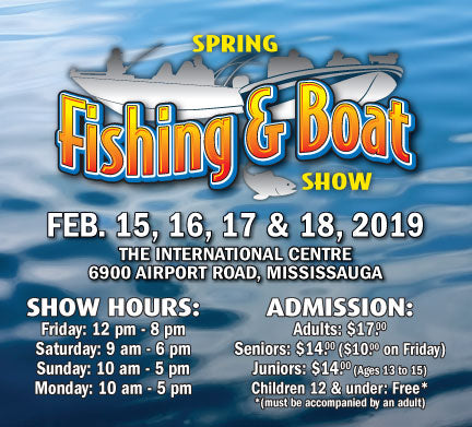 Spring Fishing & Boat Show | Natural Sports