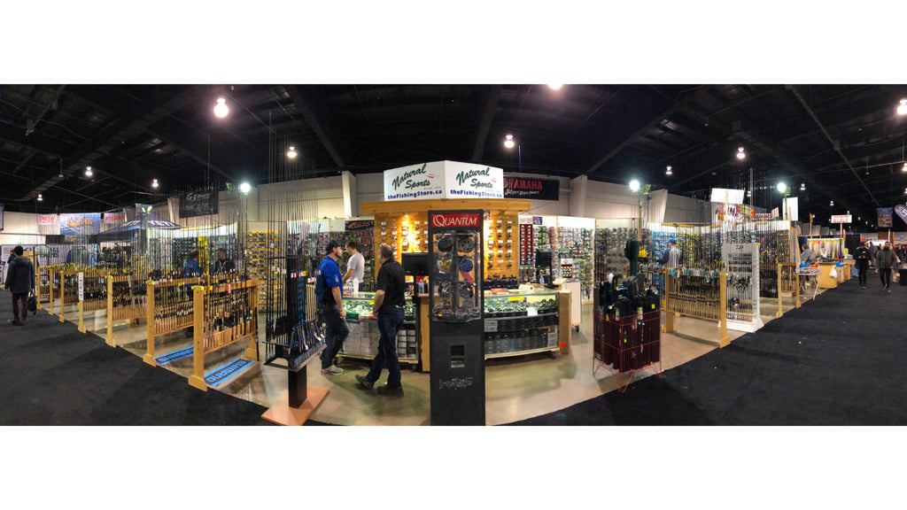 Spring Fishing and Boat Show | Natural Sports
