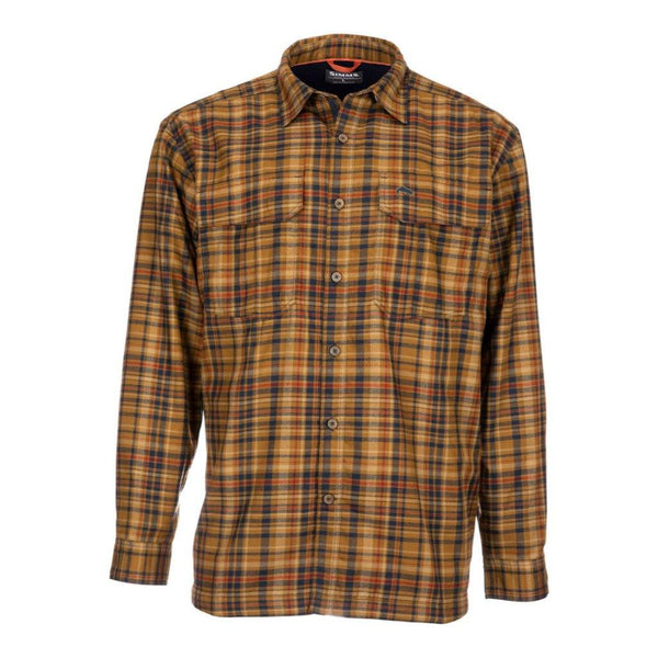 Simms ColdWeather Shirt - Natural Sports - The Fishing Store